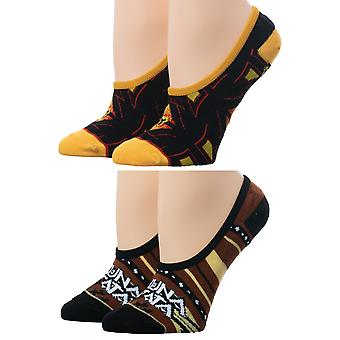 No Show Liner Sock - The Lion King New xs80uddsy