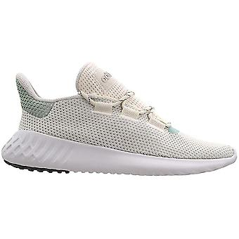 Adidas Womens rørformede skumring stof lav top lace up mode sneakers
