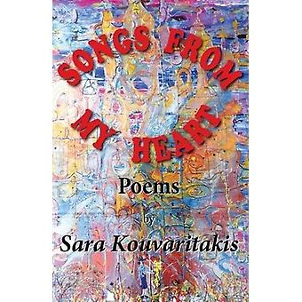 Songs From My Heart by Sara Kouvaritakis - 9780722347737 Book