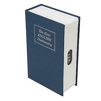 3-cifret kombination bog Safe box-180x115x55mm