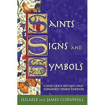 Saints Signs and Symbols The Symbolic Language Of Christian Art by Cornwell & Hilarie