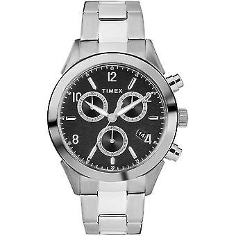 Timex الرجال ووتش TW2R91000 كرونوغراف