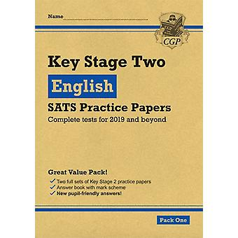 New KS2 English SATS Practice Papers Pack 2 for the tests