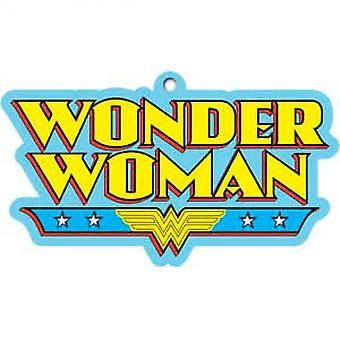 Wonder Woman Air Freshener 2-Pakk