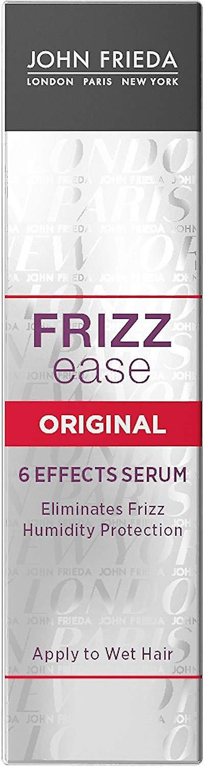 John Frieda Frizz Ease Original 6 Effects Serum SIX PACK 6x5 ml