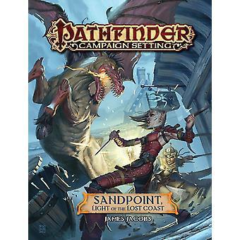 Pathfinder campagne instelling Sandpoint Light van de Lost Coast paperback
