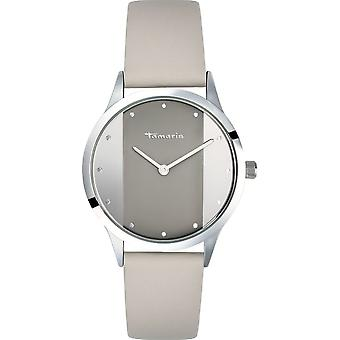 Tamaris - Wristwatch - Anita - DAU 35 - 5mm - Silver - Women - TW017 - Grey Silver