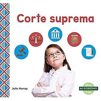 Corte Suprema / högsta domstolen (Mi Gobierno / min regering)