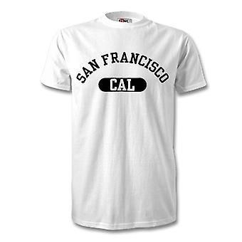 سان فرانسيسكو مدينة الدولة تي شيرت