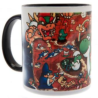 Super Mario Colour Mug
