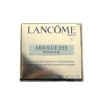 Lancome ei ole silmää Premium BX Eye Cream 0,7 oz/20g uusi laatikko