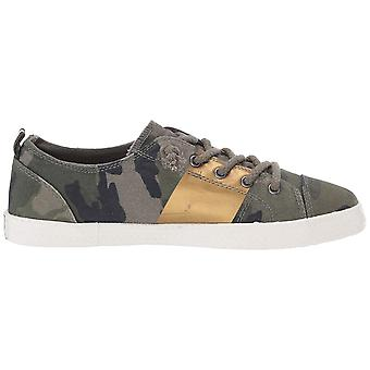 Billabong Womens Marina Canvas Low Top Pull On Fashion Sneakers