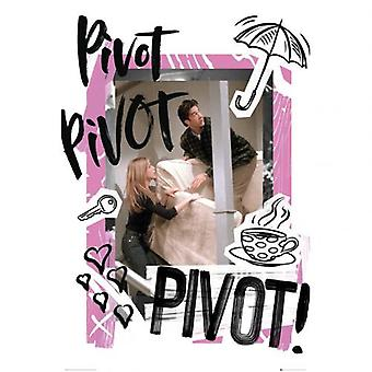 Friends Poster Pivot 223