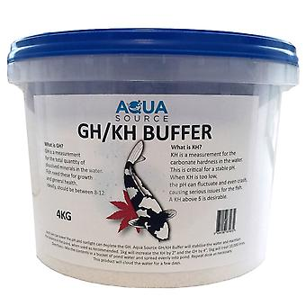 Aqua Source GH/KH Buffer 4kg