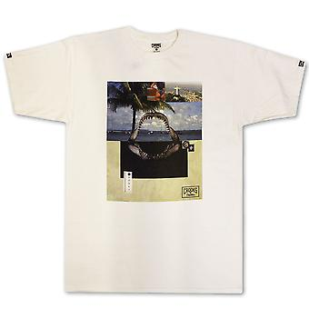 Crooks & Castles Paradiso T-shirt White
