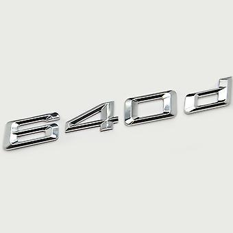 Hopea Kromi BMW 640d auton merkki tunnus mallinumerot kirjaimet 6-sarjan E63. E64 F06 F12 F13 G32