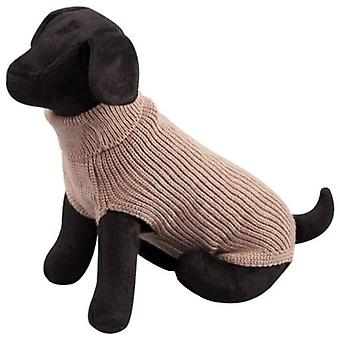 Arppe New Jersey Basic Brown (Dogs , Dog Clothes , Sweaters and hoodies)