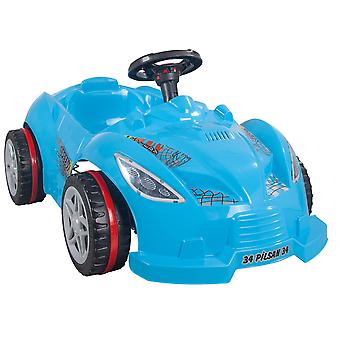 Pilsan Speedy Pedal Car Blue