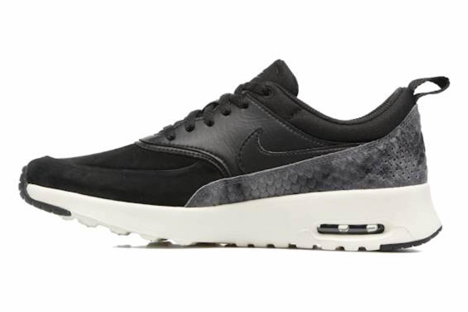 NIKE Womens Air Max Thea PRM basso Top Lace Up in esecuzione Sneaker