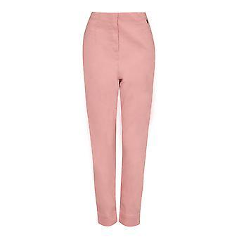 PERFECT FIT Bijgesneden Roze Jeggging