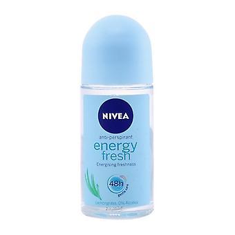 Roll-On Deodorante Di energia fresca Nivea (50 ml)