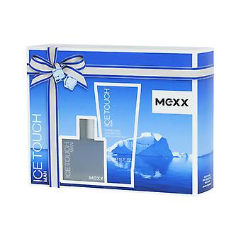 Giftset Mexx Ice Touch man EDT 30ml + SG 50ml