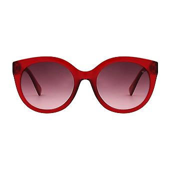 A.Kjaerbede Butterfly Red Sunglasses
