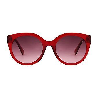 A.Kjaerbede الفراشة النظارات الشمسية الحمراء