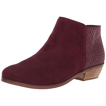 SoftWalk Womens Rocklin Fabric Round Toe Ankle Clog Boots