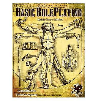 Basic Roleplaying QuickStart Edition The Chaosium Roleplaying System by Durall & Jason