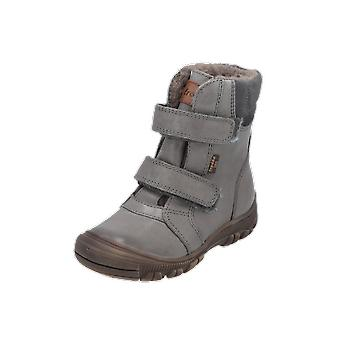 Froddo Boots Kids Boys Boots Grey Lace-Up Boots Winter