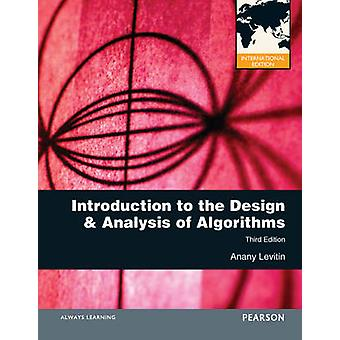 Introduction to the Design and Analysis of Algorithms - International