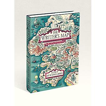 The Writer's Map - An Atlas of Imaginary Lands by Huw Lewis-Jones - 97