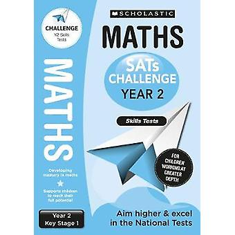 Maths Skills Tests (Year 2) KS1 by Caroline Clissold - 9781407183671