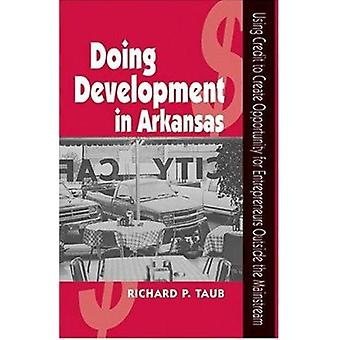 Doing Development in Arkansas - Using Credit to Create Opportunity for