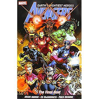 Avengers Vol. 1 - The Final Host by Jason Aaron - 9781846539404 Book