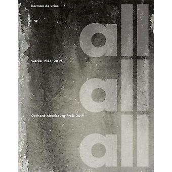 herman de vries - all all all - Werke 1957-2019 - Gerhard-Altenbourg-P