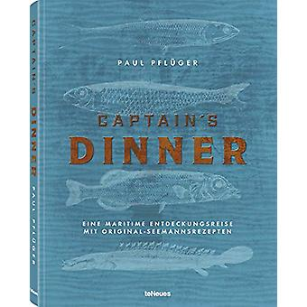 Captain's Dinner by Paul Pfluger - 9783961711505 Book