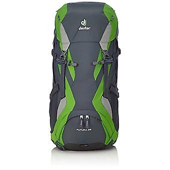 Deuter - Unisex Backpack Adult Future 26 - Grey (Granite/Spring) - 66 x 29 x 19 cm