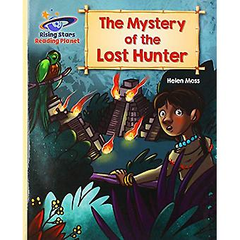 Reading Planet - The Mystery of the Lost Hunter - Gold - Galaxy by Hel
