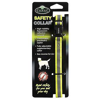 Canac Reflective Safety Dog Collar