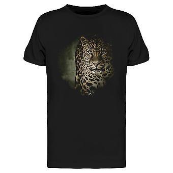 Creeping Leopard Tee Men's -Afbeelding door Shutterstock