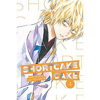 Shortcake Cake - Vol. 4 by Suu Morishita - 9781974700646 Book