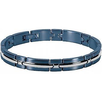 Rochet B042286-TRINIDAD Bicolore Steel PVD blå män
