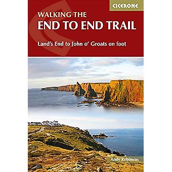 Walking The End to End Trail - Land's End to John o' Groats on foot by