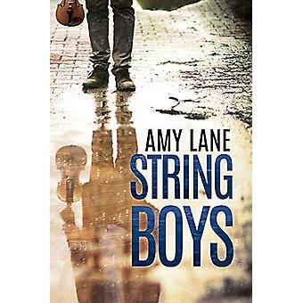 String Boys by Amy Lane - 9781644053409 Book