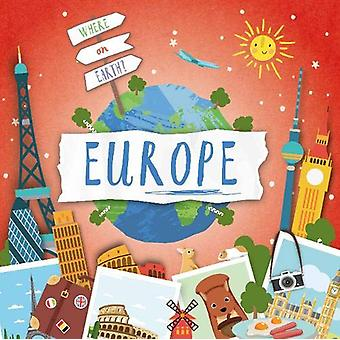 Europe by Shalini Vallepur - 9781839270536 Book