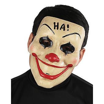 Ha Clown Mask