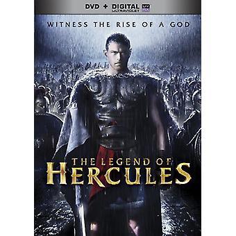Legend of Hercules [DVD] USA import