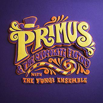 Primus - Primus & the Chocolate Factory with the Fungi Ensemble [CD] USA import